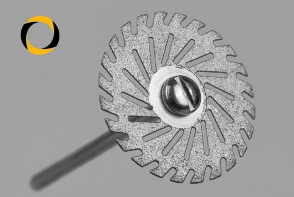 Trennscheibe Typ JM Durchmesser 22mm Stärke 0,2mm